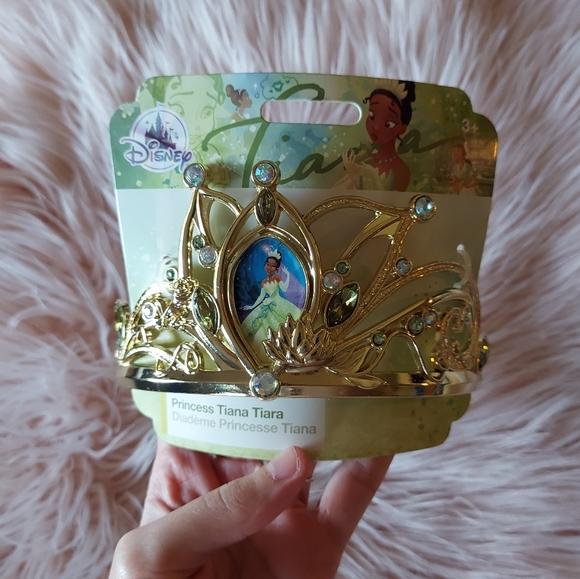 Dinsey Store Princess Tiana Tiara Crown